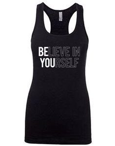 Be You Tanktop ZK01