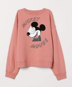 Micky Mouse Sweatshirt LP01