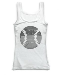 Softball Fitted TankTop ZK01