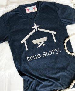 True Story T-shirt KH01