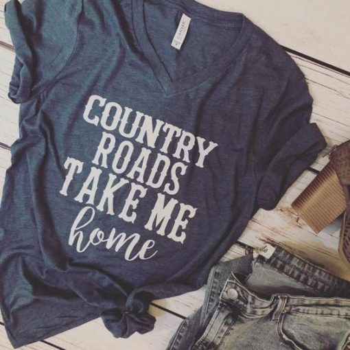 Country Roads Tee KH01