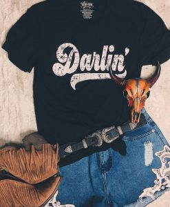 Midnight Darlin' Tee KH01