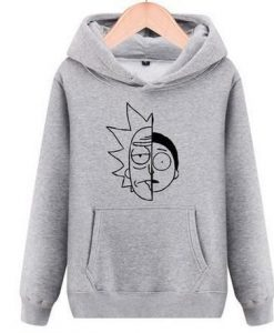 Rick and Morty Hoodie FD01