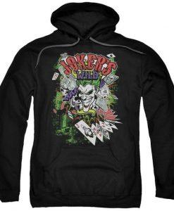 Batman Jokers Wild Hoodie AZ01