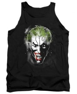 Batman Tanktop Joker Face Tank Top AZ01