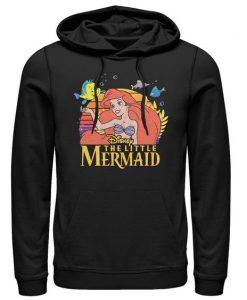 Disney Little Mermaid Pullover Hoodie DV