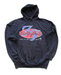 Vintage 00s Foo Fighters One by One Tour Band Hoodie ER