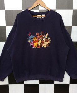 Vintage Winnie The Pooh Sweatshirt FD