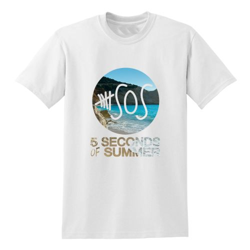 5 Seconds of Summer T Shirt RS20N