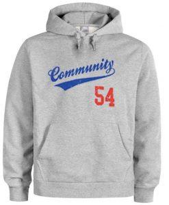 BTS Community 54 Hoodie N22VL