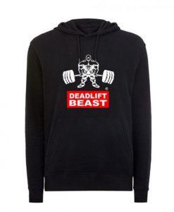 Deadlift Beast hoodie FD30N