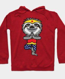Wonder Sloth Yoga Hoodie SR29N
