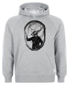 deer hoodie FD30N