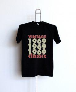 1969 Vintage T-Shirt FD4D