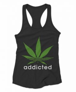 Addicted Pot Tanktop EL18D