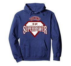 Boxing Is My Superpower Hoodie EL2D
