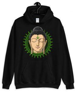 Buddha Weed Hoodie EL18D