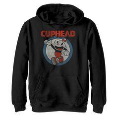 Cuphead Waving Hoodie EL2D