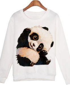 Cute Animal Panda Sweatshirt VL21D