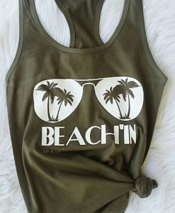 Beach'in Tank Top EL13J0