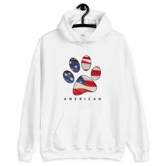 American Paw Hoodie EL4F0