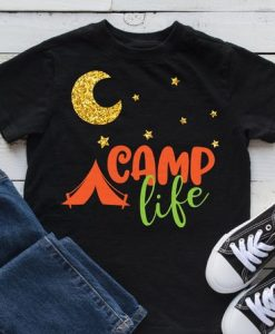 Camp Life T-Shirt ND5F0