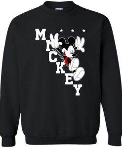 Disney Channel Mickey Sweatshirt FD7F0