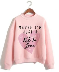 Kid In Love Sweatshirt FD7F0