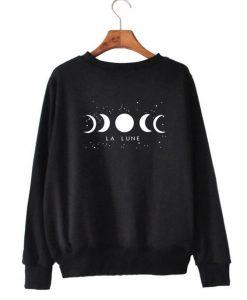 La Lune Moon Sweatshirt FD7F0