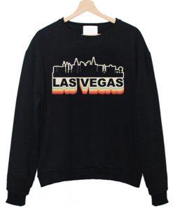 Las Vegas Skyline Swetshirt FD7F0