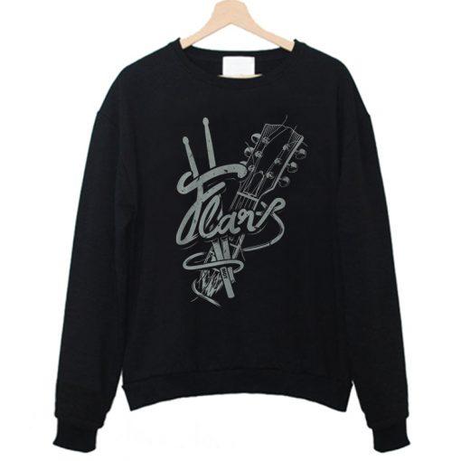 Rock Band Fear Sweatshirt FD4F0