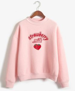 Strawberry Milk Sweatshirt FD7F0