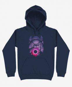 Astronaut Space Navy Hoodie IS23F1