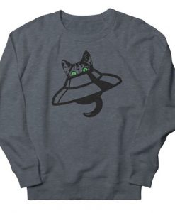 Rocket Cat Sweatshirt IS23F1