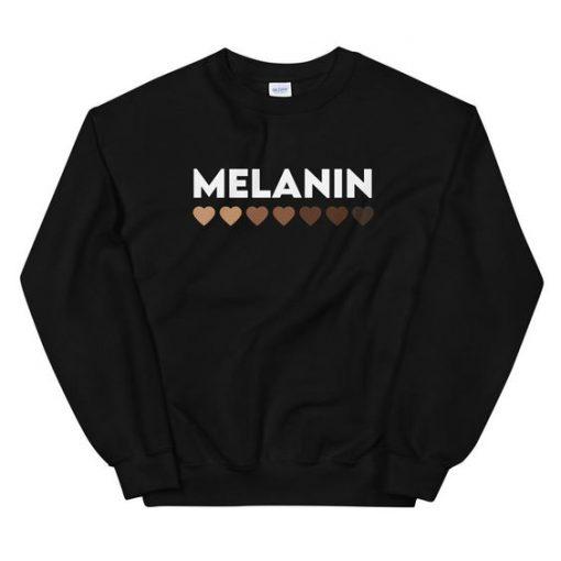 Melanin Sweatshirt EL16MA1