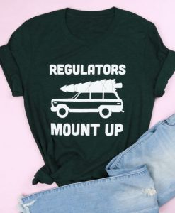 Regulators Mount Up T-Shirt EL16MA1